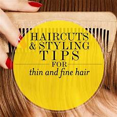 haircuts and styling tips for thin and fine hair bobs hairstyles and my hair