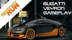 Bugatti Veyron Customization by Need For Speed The Run Bugatti Veyron 16 4 Sport