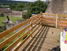 rambarde pour terrasse andr 233 hieulle rambarde de terrasse
