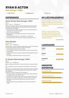sales manager resume sles and 10 exles