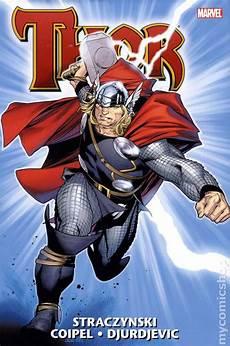 thor omnibus hc 2010 marvel by j michael straczynski comic books