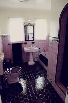 Bathroom Ideas Purple by 24 Purple Bathroom Floor Tiles Ideas And Pictures