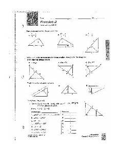 word problems similar triangles worksheets 11155 18 best images of trigonometry worksheets and answers pdf right triangle trigonometry