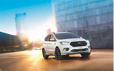 Neuer Kuga 2017 - 2017 ford kuga receives the st line treatment autoevolution
