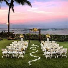 Waikiki Wedding Ceremony