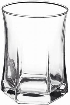 bormioli bicchieri set 3 pz bicchieri in vetro capitol creative acqua 24 cl