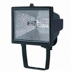 Brennenstuhl Projecteur Halog 232 Ne H 500 Ip54 400w Noir