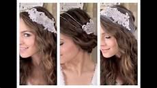 diy 3 boho bridal hair accessories youtube