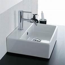 lavabo appoggio 50 cm box