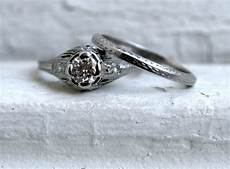 non diamond engagement rings should they be the norm