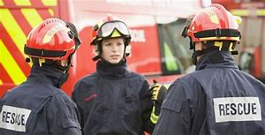 Firefighter sex change