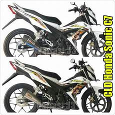 Variasi Honda Sonic by Toko Variasi 53 Aksesoris Motor Variasi Motor