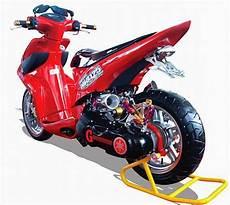 Mio Modifikasi by 6 Variasi Modifikasi Motor Mio Terbaru Variasi Motor