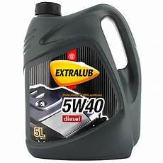 huile moteur diesel extralub 5w40 5l tous les produits
