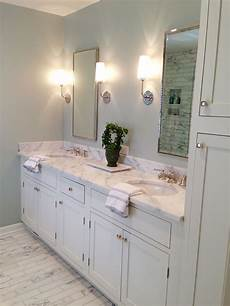 white cabinets in bathroom shaker inset white painted cabinets bath remodel