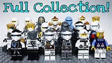 lego ninjago ultimate zane minifigure collection 2011