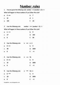 algebraic expressions free worksheets powerpoints and other resources for gcse doingmaths