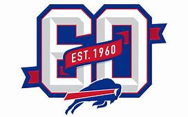 Bills Create Commemorative Logo To Mark 60th Season – The