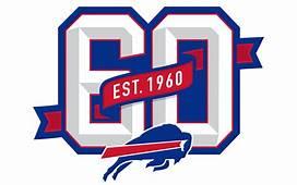 Bills Create Commemorative Logo To Mark 60th Season – The
