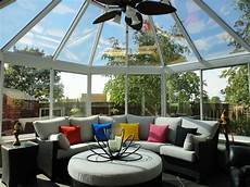 four seasons sunroom andre s cheryl s conservatory glassed roof