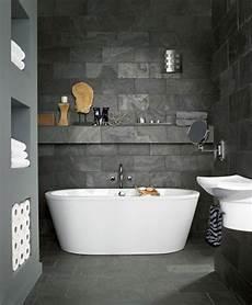 bathroom tile wall ideas 40 black slate bathroom tile ideas and pictures
