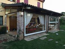 verande mobili per balconi tende in plastica per balconi con home bagnatoteloni tende