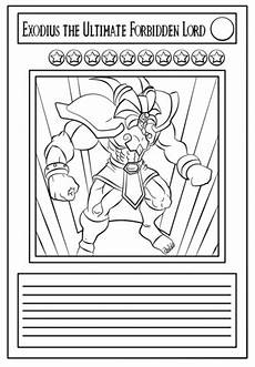 Malvorlagen Yu Gi Oh In Yu Gi Oh Card Coloring Page Free Printable Coloring Pages