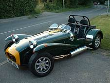 Caterham 7 Classic With Images  Cars