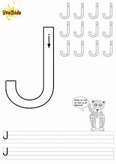 Kinder Malvorlagen Buchstaben Schreiben Buchstaben Schreiben Lernen Arbeitsbl 228 Tter Buchstabe J Jpg