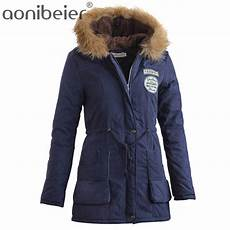 coats for aonibeier parkas coats fashion autumn warm winter