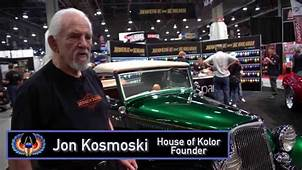 Jon Kosmoski Of House Kolor Talks His Limited Edition