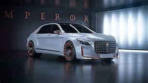 Scaldarsi Motors Maybach Based $15 Million Emperor I Is