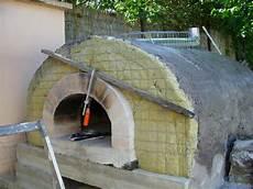 Bauanleitung Holzbackofen Pizzaofen Flammkuchen Ofen