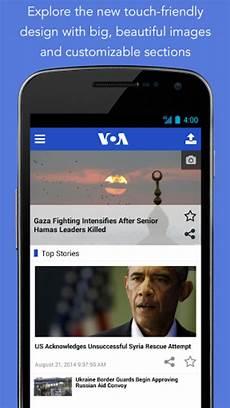 voa news voa news apk for android