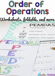 order of operations worksheets for elementary students 1085 best elementary ideas images on pinterest learning