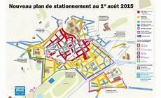 caen le plan de stationnement modifi 233 dans le centre ville