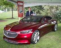 Buick Avista Named Concept Car Of The Year  GM Inside News