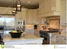 cuisine moderne luxe cuisine de luxe moderne image stock image du