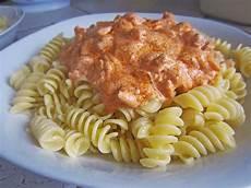 Sauce Zu Lachs - 7 minuten lachs sauce zu pasta rezept mit bild