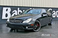 nouvelle mercedes cls mercedes cls with 20in tsw nouvelle wheels exclusively from butler tires and wheels in atlanta