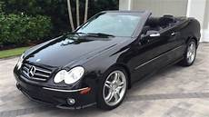 2008 mercedes clk550 cabrio review and test drive by