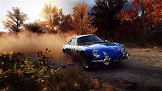 dirt rallye 2 dirt rally 2 0 screenshots new cars new locations quot stage degradation quot