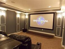 amazing home movie theater rooms with brown nuance combined home theatre wall lights home