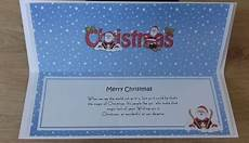 large dl merry christmas insert photo by honorscard appleby