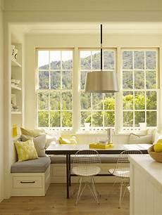 Kitchen Bay Window Nook Ideas by Bay Window Kitchen Nook