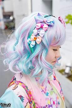 harajuku style hair harajuku s pastel hair colorful fashion w 6