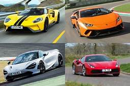 Best Supercars 2018  Auto Express