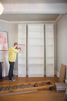 ikea billy bookcases 40 60 of various sizes are