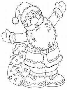 weihnachtsmann ausmalbilder weihnachten