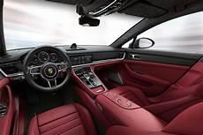 2017 Porsche Panamera Turbo Fastest Luxury Sedan In The